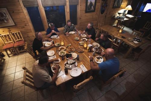 TC Hunt Club Kansas Outfitter Dove Turkey Deer Upland Hunts Premiere Lodge 0012 (1)