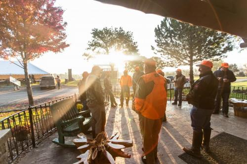 TC Hunt Club Kansas Outfitter Dove Turkey Deer Upland Hunts Premiere Lodge 0039 (1)